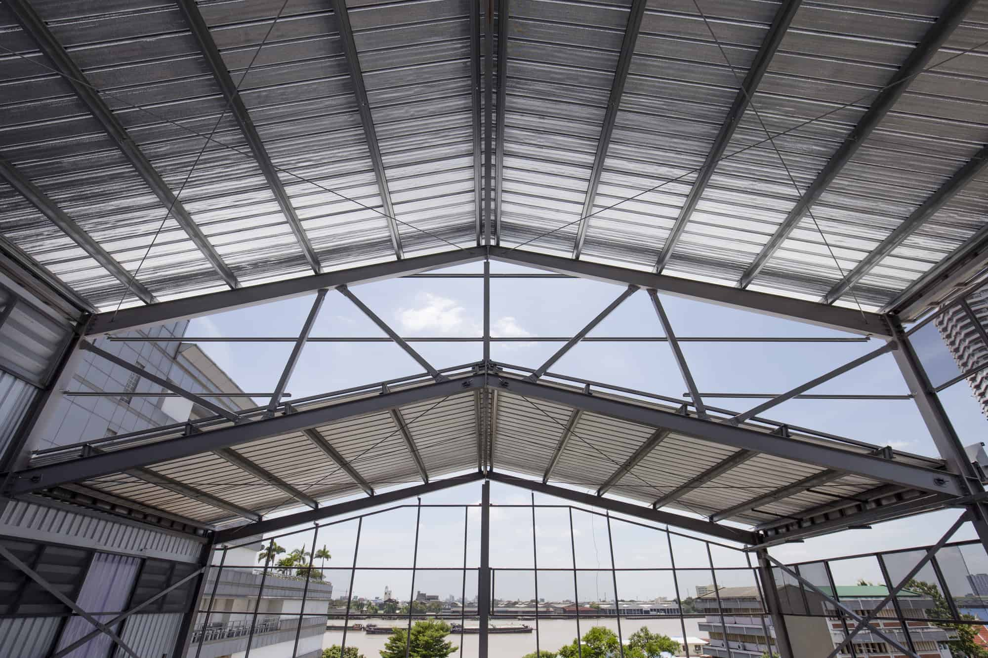 Turnkey project by PEB Steel Structure