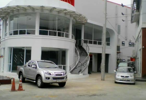 2 Storey Office